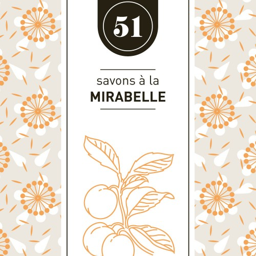 Savons à la Mirabelle