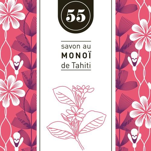 Savon au Monoï de Tahiti